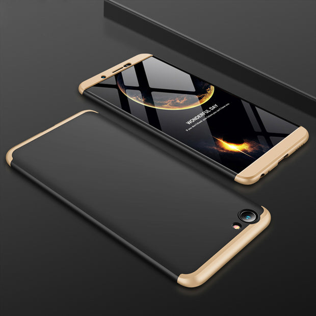 finest selection e00a1 baa13 360 Degree Protector Phone Case For Vivo Y71 Cases 6.0 Inch Phone Cover  Plastic Fashion Shockproof Phone Shells Bags