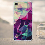 3D Relief Soft TPU For LG X Skin Silicone Case Cover Mobile Phone Bags For LG X Skin Case Fundas Shell For LG XSkin Case