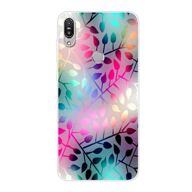 "5.99"" Case For Asus Zenfone Max ZB601KL Case Soft TPU Phone Back Cover For Asus Zenfone Max Pro (M1) ZB601KL Case Coque Funda"