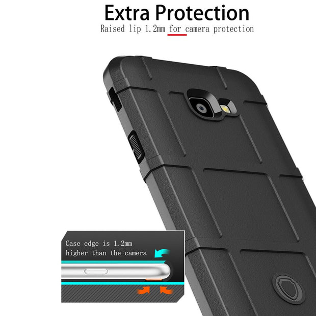 6.0'' For Samsung J4+ J4 Plus Case Soft TPU Silicone Rugged Shield Back Cover For Galaxy J4 Prime Case Anti-knock Armor Cover