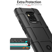 6.39'' For Huawei Mate 20 Pro Case Soft TPU Silicone Rugged Shield Back Cover For Huawei Mate 20 PRO Case Anti-knock Armor Cover
