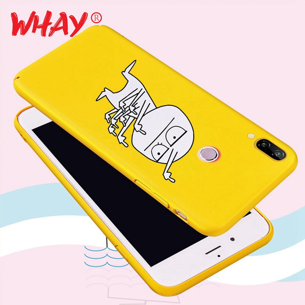 pretty nice f05c0 48be9 Anime Cute Case For Huawei Honor 9 Lite Cover Silicone Ultrathin Phone Case  For Huawei Honor 9 P9 P10 P20 Lite Capa Hard PC 3D