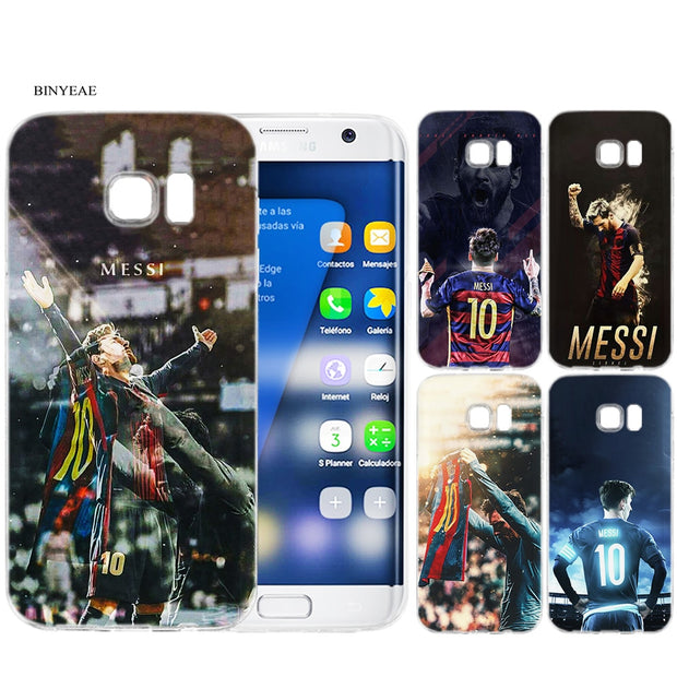 coque samsung s7 messi