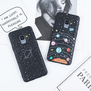 BROEYOUE For Samsung Galaxy S9 Case For Samsung Galaxy S8 S9 Plus S7 Edge Note 9 A5 A7 J5 J7 2017 A8 A6 Plus 2018 Abstract Cover