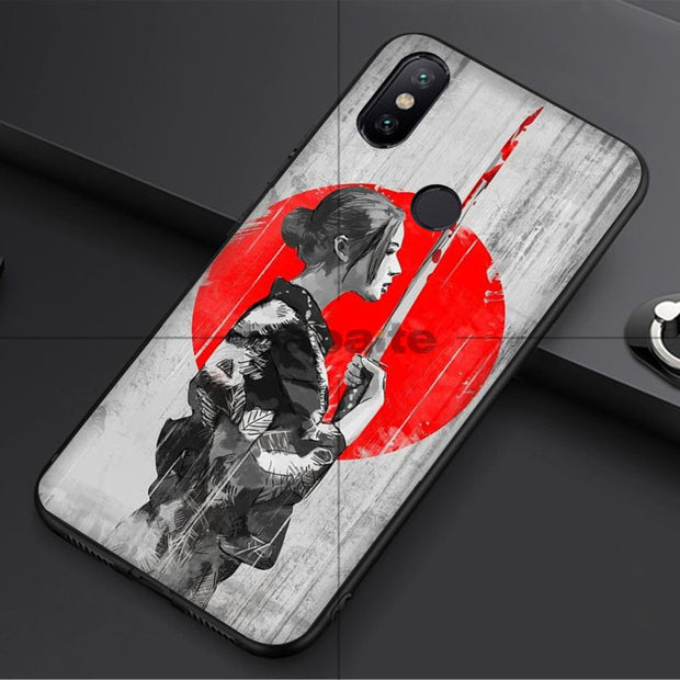 Babaite Oyama Kyokushin Karate Smart Cover Black Soft Shell Phone Case For Redmi 5 Plus Note 5 Note 4 4X Xiaomi MI 6 8 8SE Cover