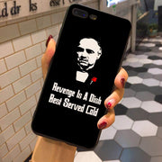 coque iphone 7 godfather