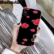 Babaite Naruto Kakashi Custom Photo Soft Phone Case For Apple IPhone 8 7 6 6S Plus X XS MAX 5 5S SE XR Cover