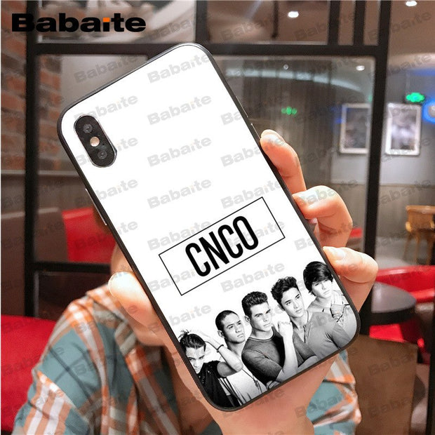 CNCO Colorful Cute Phone Accessories Case For IPhone X XS
