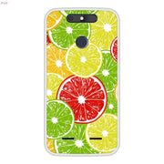 Case Cover For ZTE Blade V8 Mini Soft Silicone TPU Cute Patterned Printing For ZTE Blade V8 Mini Phone Case