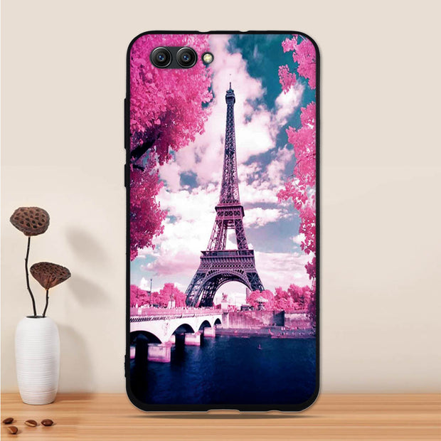 Case For Huawei Honor View 10 V10 Case Silicone TPU Funda For Huawei Honor V10 View Full Cover Coque For Honor View10 Case Capa