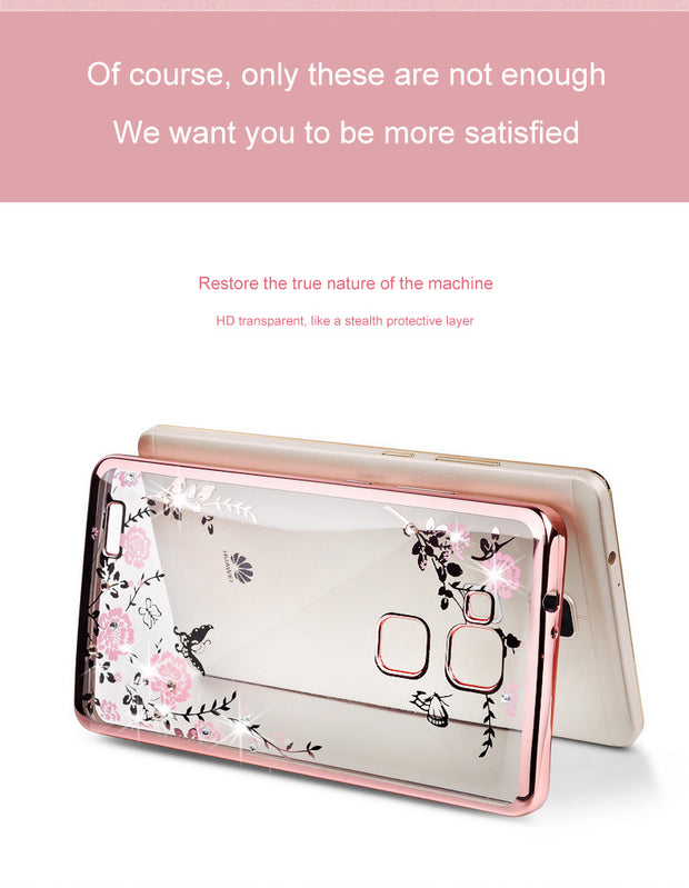 Case For Huawei P10 P9 P20 Lite Plus Pro P8 2015 2016 2017 Mate 10 Pro 8 9 Honor 8 9 Lite Enjoy 6S Y5 2 Y6 II Cell Phone Cover
