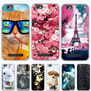 Case For Lenovo Vibe C A2020 A2020a40 Case Silicone Cover For Lenovo Vibe C A2020a40 Cover Funda For Lenovo A2020 Phone Case Cat