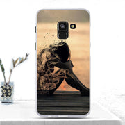 Case For Samsung Galaxy A8 2018 Case Cover For Samsung A8 2018 A530F Cover Soft TPU Silicone Coque For Samsung Galaxy A8 Cases