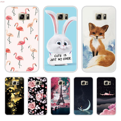 Case For Samsung Galaxy Note 5 Soft Silicone TPU Cool Design Patterned Printing Phone Cover For Samsung Note5 Case