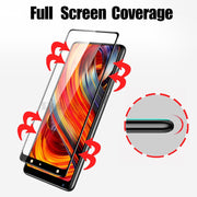 Case For Xiaomi Mi Mix2s Mix2 Tempered Glass Cover On The For Xiaomi Mi Mix 2& Mi Mix 2s Screen Protector Protective Glass Film