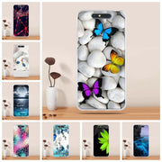 "Case For ZTE Blade V8 Cover Silicon 3D TPU Silicon Fundas For ZTE Blade V8 5.2"" Phone Case Covers For ZTE Blade V8 V 8 Coque"