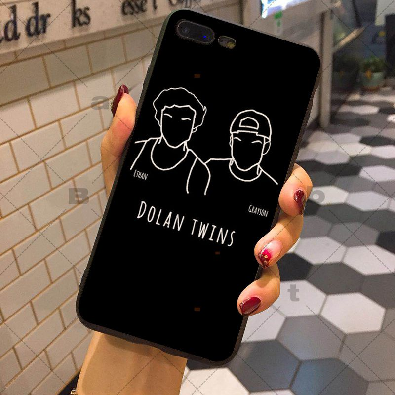 DOLAN TWINS 18 iphone case