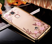 Case For Huawei P8 Lite P9 Lite P10 Lite P20 Lite Plus 2017 2016 2015 Mate10 Pro Honor8 9 Lite Y5 2 Y6 II Cell Phone Cover