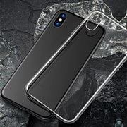 Clear Soft TPU For Cover IPhone XS Max 8 Plus Case 6 6S 7 Plus 5 5S 5C SE 4 4S For IPhone XR X Case For Fundas IPhone 6 Cases