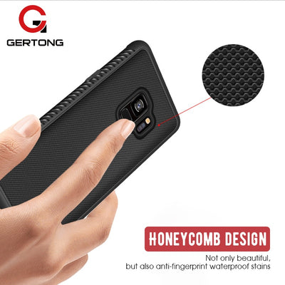 Cooling Breathing Case For Samsung Galaxy S9 S8 Plus A9 A8 Star A6 A8 Plus Note 8 9 Phone Cases Soft Heat Dissipation Cover Capa