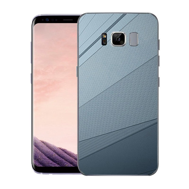 Cover For Samsung Galaxy S8 G950F Soft Silicone Cellphone Case For Galaxy S8 G9500 Cover Cute TPU For S8 G950F Square Capa