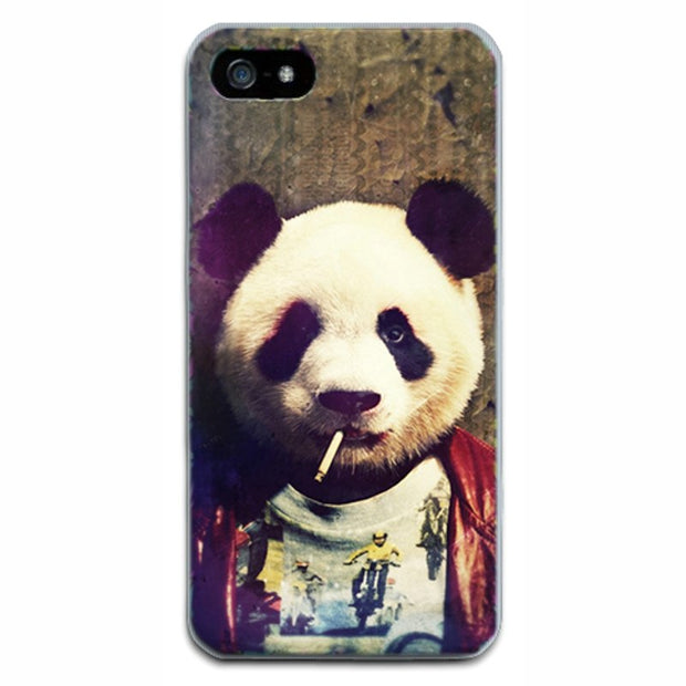 Cute Cartoon Dog Pattern Phone Case For Iphone 7 Case For Iphone 6 6S 7 8 Plus 5 5S Fashion Soft Cover Couples Cases