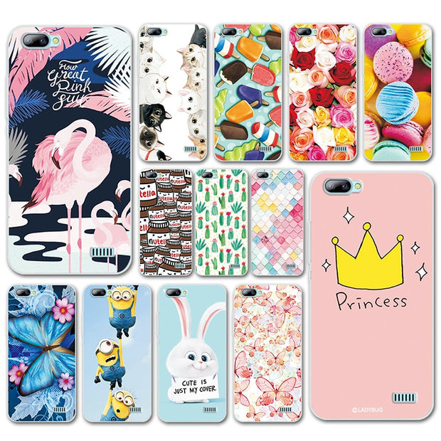 Cute Various Printed Phone Cases For Blackview A7 5 0