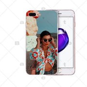 Dua Lipa Smart Cover Transparent Soft Shell Phone Case For Apple IPhone 8 7 6 6S Plus X XS MAX 5 5S SE XR Cover