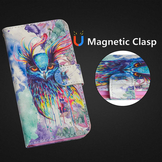 Fashion Case SFor Huawei Mate 20 Pro Mate 20 Lite Case Phone Cases Flip Cover For Fundas Huawei Mate 10 Lite Maimang 6 7 Coque
