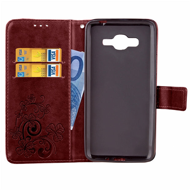 Flip Leather Wallet Cover For Samsung Galaxy J7 Neo J5 Prime J3 2017 A3 A5 A7 2016 A6 A8 Plus J8 J2 2018 Note 9 8 Phone Case