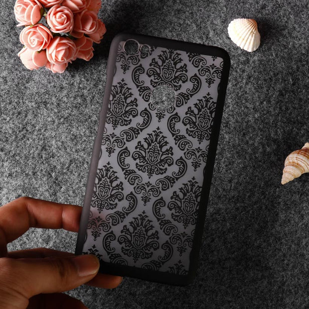 Floral Plastic Case For Xiaomi Redmi Note 5 Cases Coque Note 5A Prime 5 Plus 5A 4x 4 4A 3 Pro 3s 3X 2 Cover Fundas Skin Bags