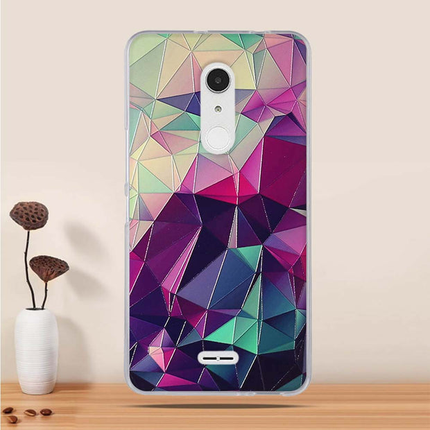 For Alcatel A3 XL Case Cover 3D Soft TPU Silicon Case For Alcatel A3 XL 6.0 Cover Case Funda For Alcatel A3 XL Phone Case Cute