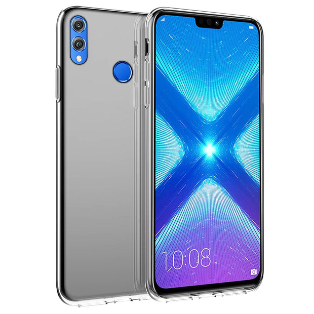 For Huawei Honor 8X Case Transparent Silicone Protection Soft TPU Phone Back Cover For Huawei Honor 8X Max Case Clear Shockproof