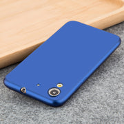 For Huawei Y6 II Case 5.5 Full Protect Frosted Matte Soft TPU Silicone Back Cover For Huawei Y6 II Y6II 2 Phone Cases CAM-L03