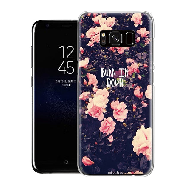 For LG G3 G4 G5 For Huawei P9 Plus P8 Lite For Xiaomi 4 For Sony Z4 Cover Pretty Pink Flowers Peonies Pattern Phone Case