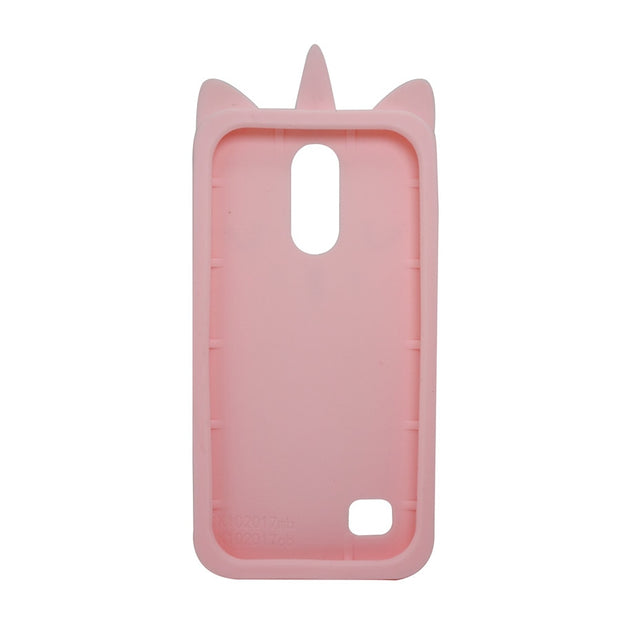 For LG K10 2017 Case Soft Silicone Shell For LG K10 2017 Cover Cute Cat Ultra Thin Coque For LG K10 2017 M250N M250 Phone Cases