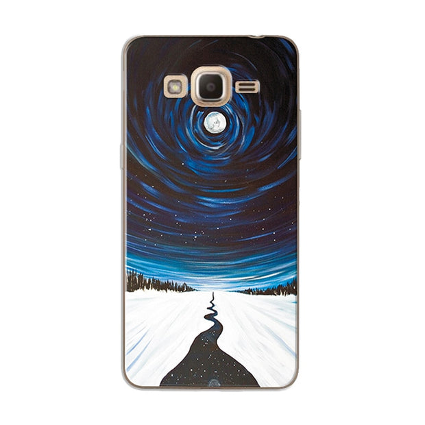 For Samsung Galaxy J2 Prime G532F Case Cover Beautiful Painted Various  Phone Shell For Samsung J2 Prime G532 Bags Fundas Coque