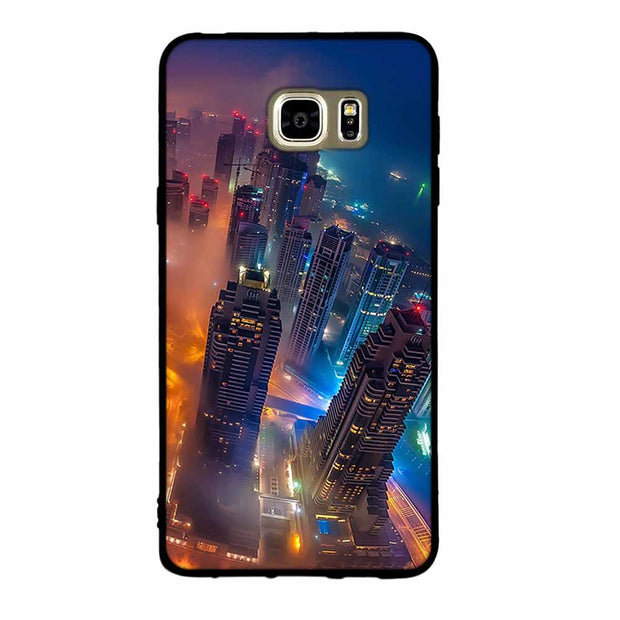 For Samsung Galaxy Note 5 Case Silicone Funda For Samsung Galaxy Note5 Cover Protective Coque For Samsung Note 5 Phone Case Capa