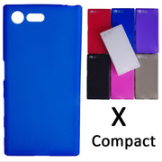 For Sony Xperia X Compact Case Cover Matte TPU Soft Back Cover Phone Case For Sony Xperia X Compact F5321 Silicon Cover Case