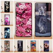 For Sony Xperia XA Case Silicone Cover For Sony Xperia XA F3111 F3113 F3115 Cover Paint Soft TPU Fundas For Sony Xperia X A Capa
