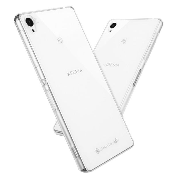 For Sony Xperia XZ1 PF31 XA1 PLUS XA Ultra XA Dual C6 L39H M4 Z2 Z5 Compact Ultra Thin Clear Soft Gel TPU SiliconCase