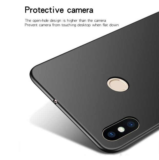 For Xiaomi 8Lite Max3 Pocophone F1 Color Frosted Soft TPU Silicone Protective Case For Redmi Note6 6Pro 6A Note5 5A 4XSoft Cover