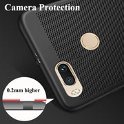 For Xiaomi Mi A1 8 6 A2 Lite F1 Case Cover Hard Frosted Plastic Redmi 5Plus 5A 6A 6Pro Note 5 4 4x Frosted Phone Case Funda Capa