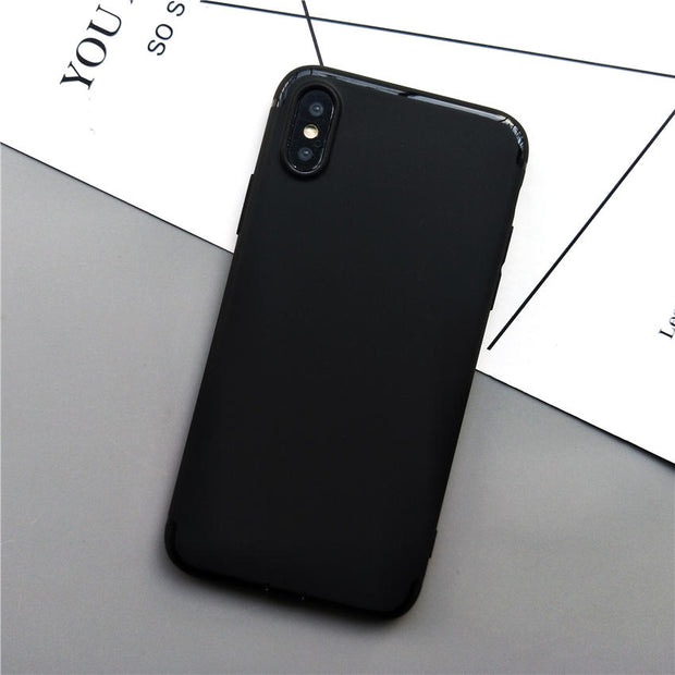 Pure black case