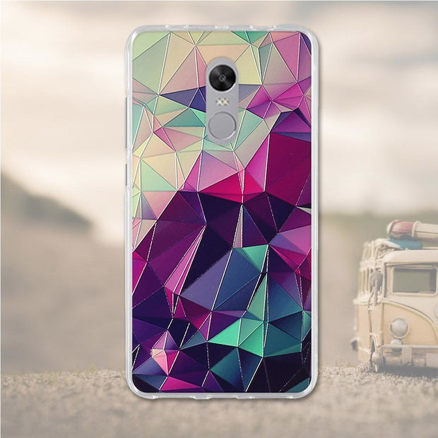 For Xiaomi Redmi Note 4X Case Cover 3D TPU Silicone For Redmi Note 4 Case Cover Soft TPU Case For Fundas Redmi Note 4 X Cover