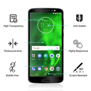 Full Cover Screen Protector Tempered Glass Film For Motorola For Moto Z2 Force G5 Plus E5 G6 Play For Moto G6 E5 Coverage Film