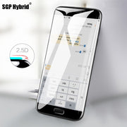 Full Cover Screen Tempered Film For Samsung Galaxy A6 A8 Plus + A7 A5 A3 J8 J6 J4 J3 2018 J7 J5 Prime 2017 2016 Protective Glass