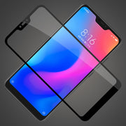 Full Cover Tempered Glass For Xiaomi Pocophone F1 Mi 8 SE 6 5 5S Plus Screen Protector Toughened Film For Redmi S2 6A Note 5 Pro