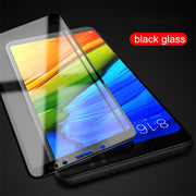 Full Cover Tempered Protector For Xiaomi Redmi Note 5 Plus Glass 4 4a Note 4x 5A S2 Screen For Xiaomi Mi 6 6X 5X 5C Mix 2S 2