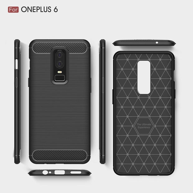 GerTong For Oneplus 6 5T 5 3T 3 Phone Case Luxury Men Women Fashion Business Soft TPU Phone Bag Case For One Plus 1+6 5T 5 3T 3